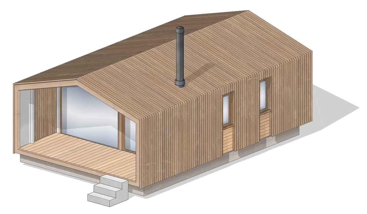 Tiny House Elborado Rado Elbe 2021
